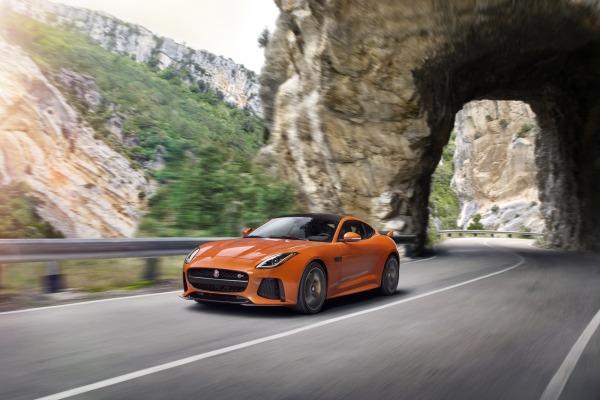 2017 Jaguar F Type
