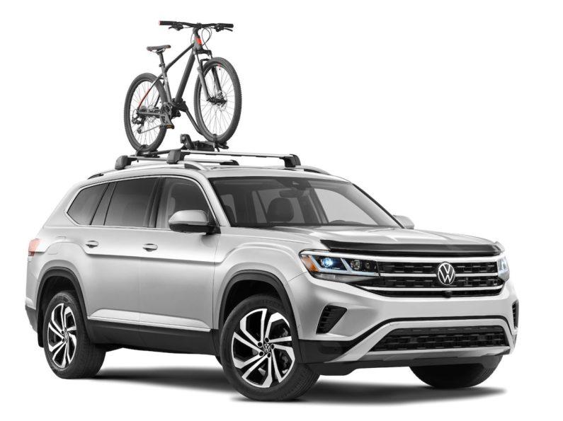 2021 Volkswagen Atlas Modern Family Car